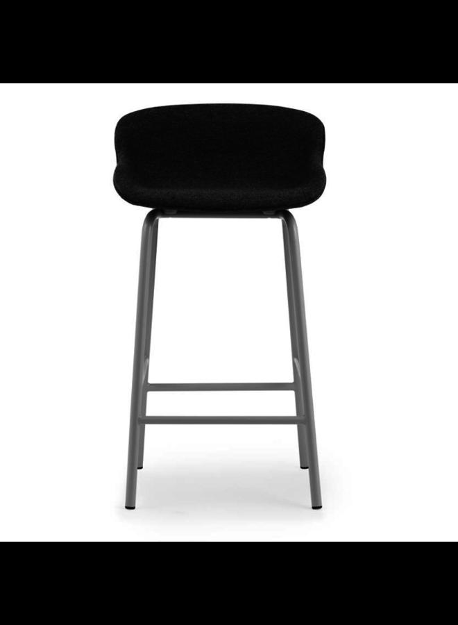 Hyg Barstool Full Upholstery Steel 65 cm