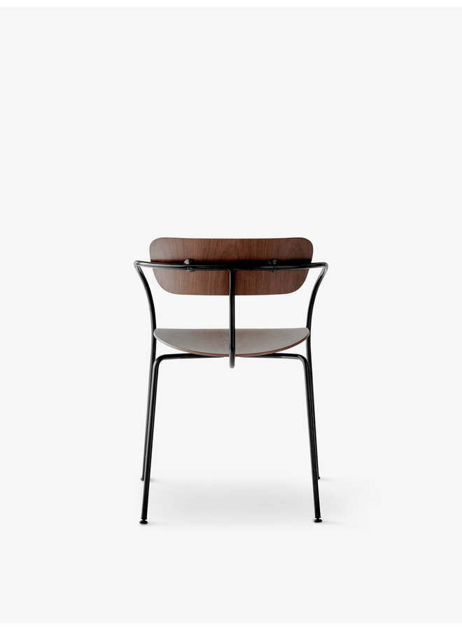 Pavilion Chair AV2 with Armrest