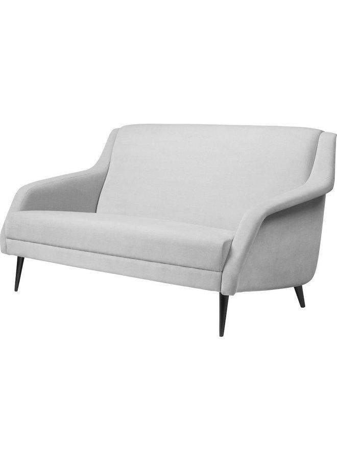 CDC.2 Sofa - Fully Upholstered, 143x82, Wood base,