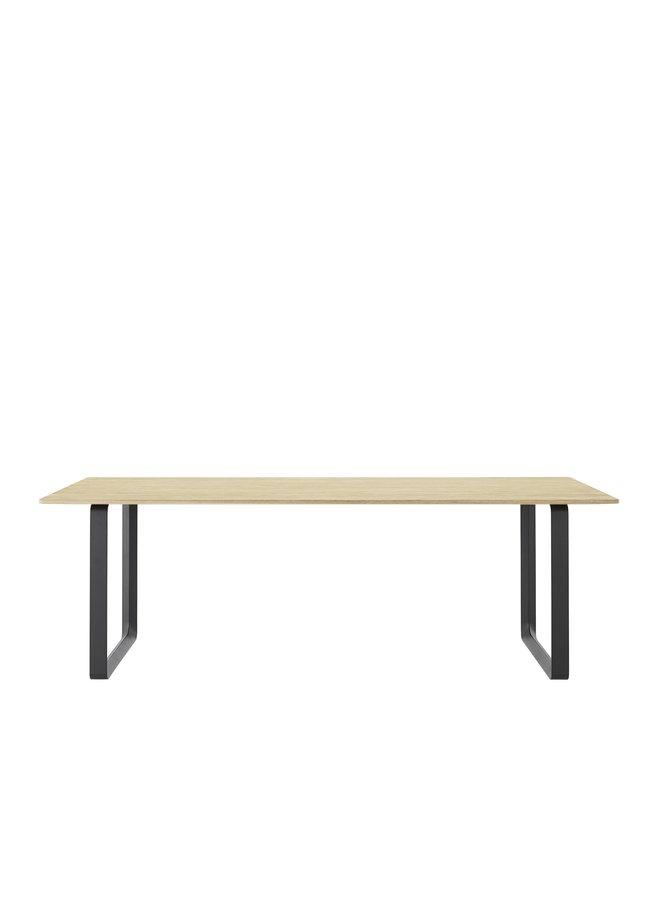 70/70 Table / 225 X 90 CM / 88.5 X 35.5''