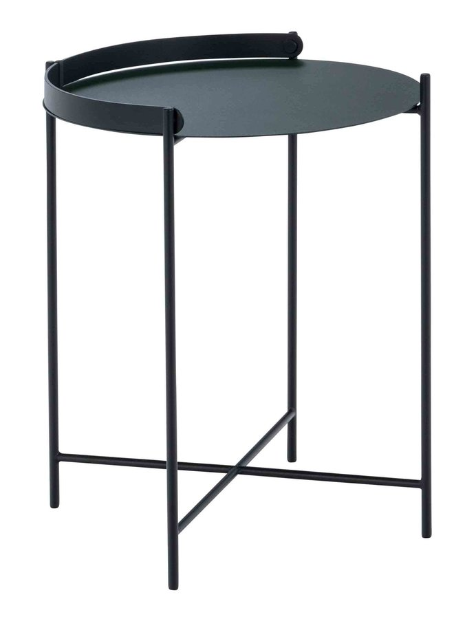 EDGE Tray Table Ø46 cm