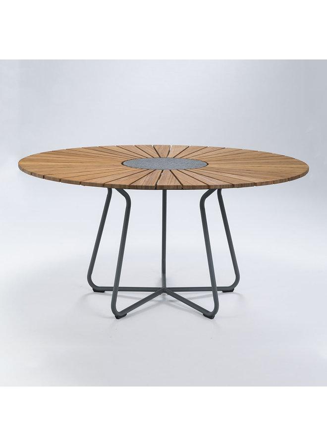CIRCLE Table Ø150 cm / bamboo
