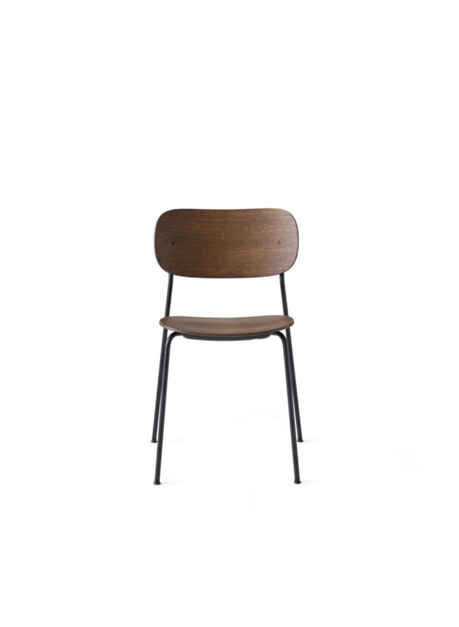 Co Chair, Wood Seat