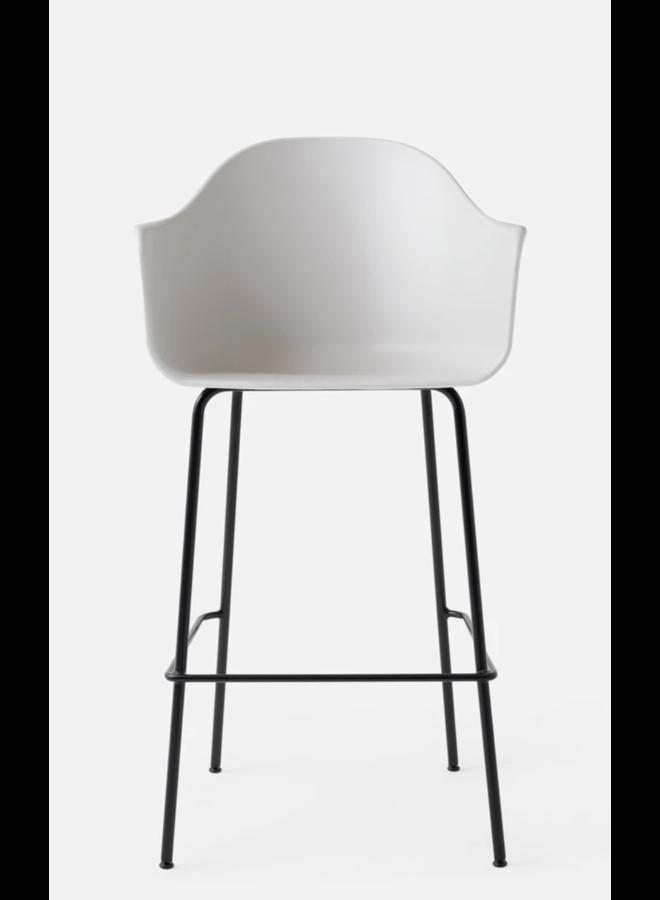 Harbour Chair, Bar, Steel-Black