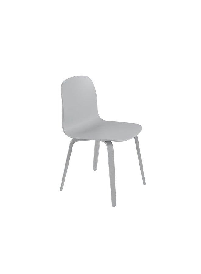 Visu Chair Wood Base