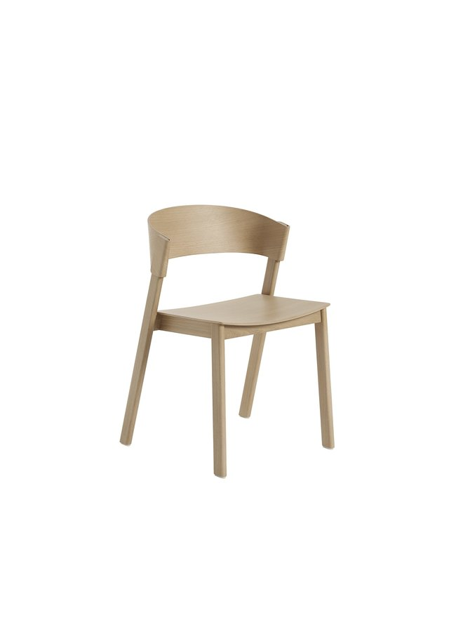 Cover Side Chair Wooden Seat