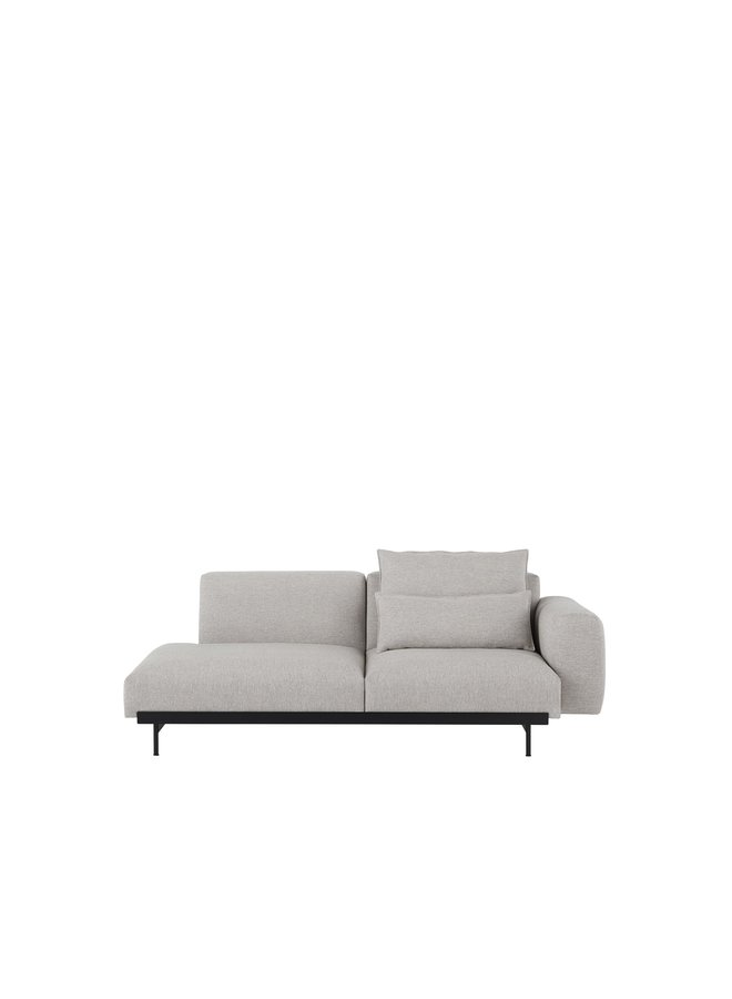 IN SITU MODULAR SOFA / 2-SEATER - CONFIGURATION 2