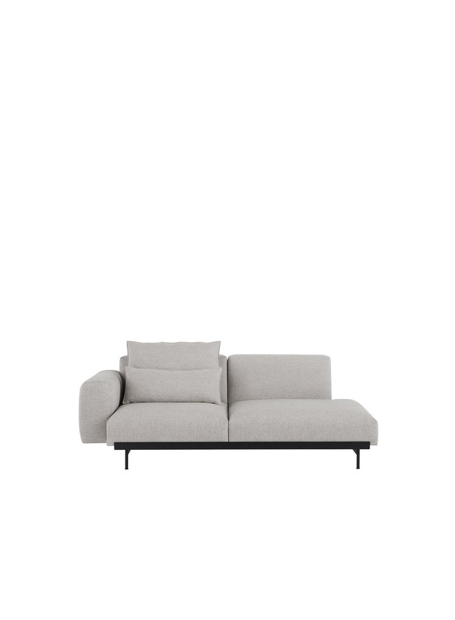 IN SITU MODULAR SOFA / 2-SEATER - CONFIGURATION 3
