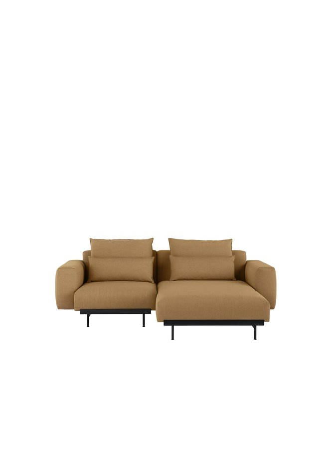 IN SITU MODULAR SOFA / 2-SEATER - CONFIGURATION 4