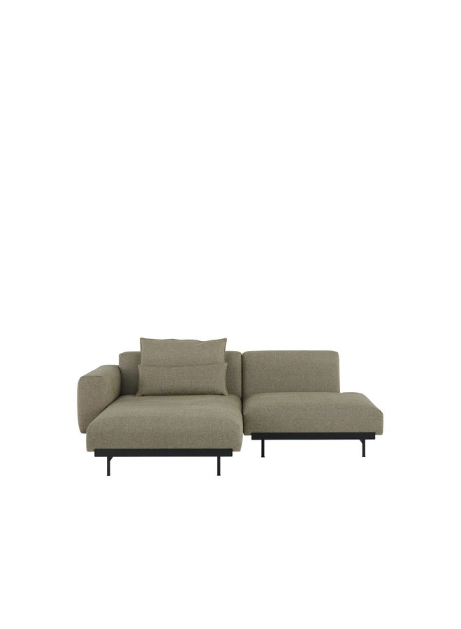 IN SITU MODULAR SOFA / 2-SEATER - CONFIGURATION 6