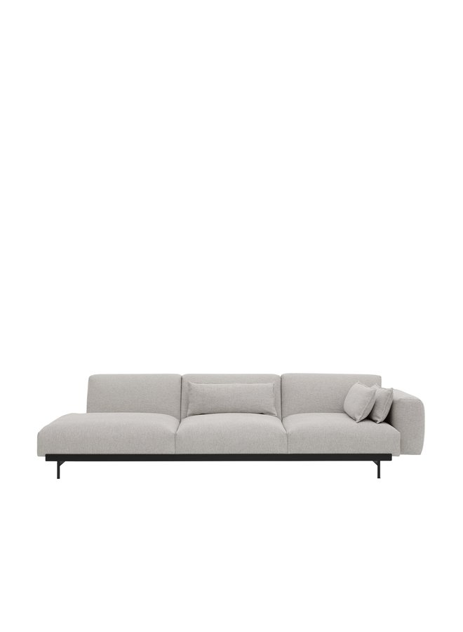IN SITU MODULAR SOFA / 3-SEATER - CONFIGURATION 2