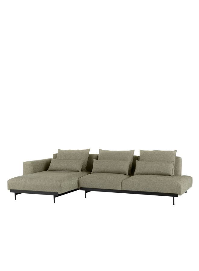IN SITU MODULAR SOFA / 3-SEATER - CONFIGURATION 9