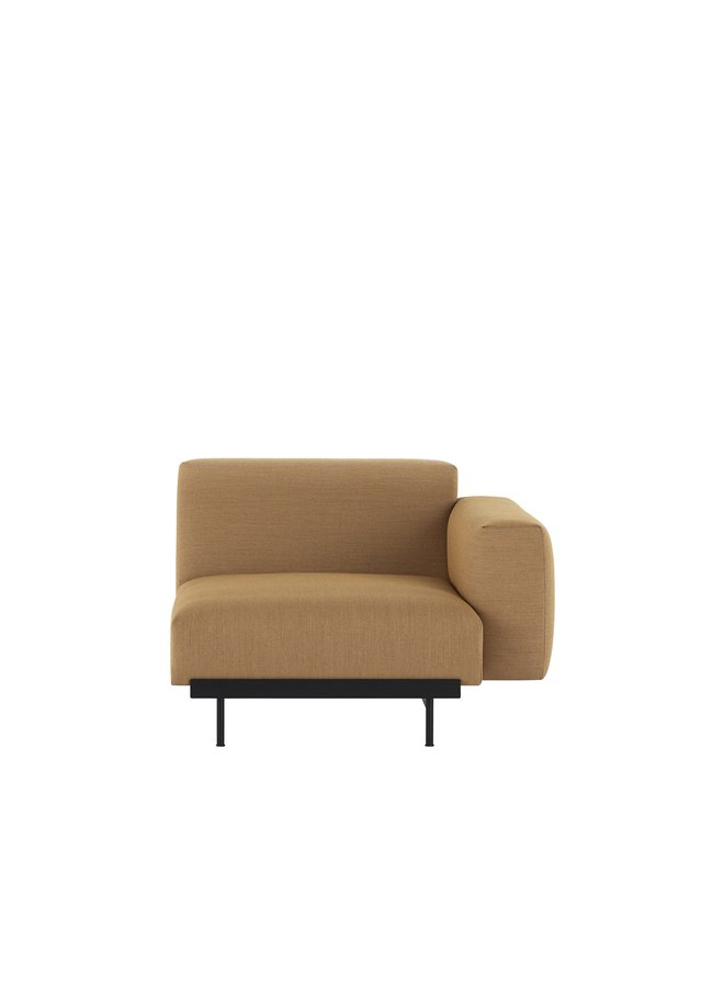 IN SITU MODULAR SOFA / RIGHT ARMREST MODULE (B80)