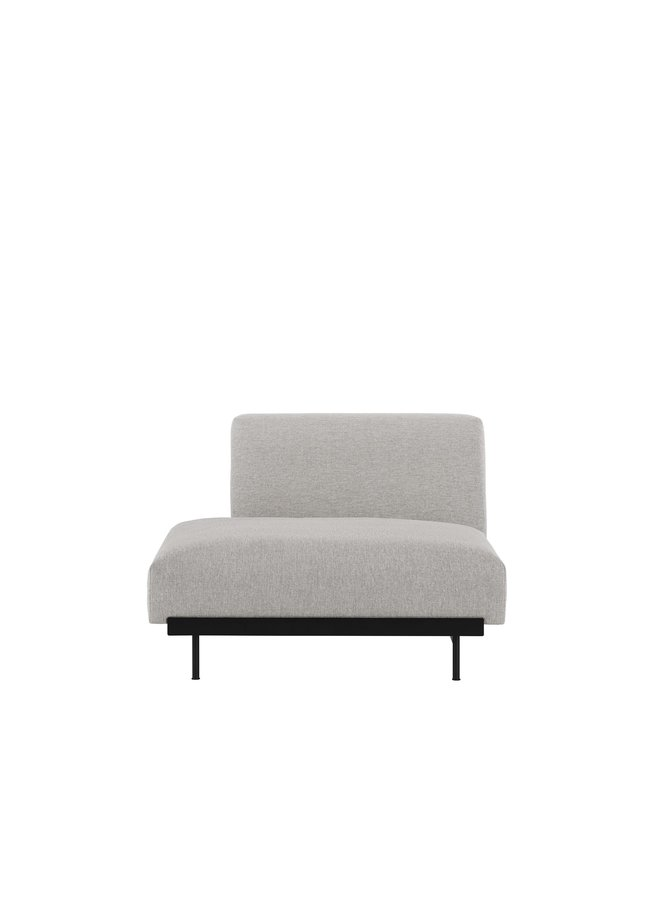 IN SITU MODULAR SOFA / LEFT OPEN-ENDED MODULE (F98)