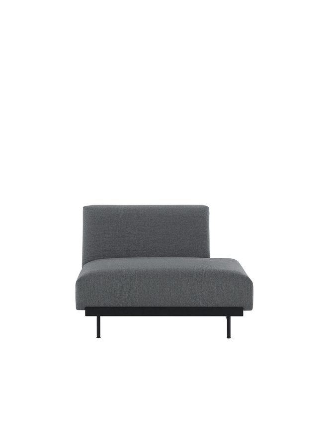 IN SITU MODULAR SOFA / RIGHT OPEN-ENDED MODULE (G98)