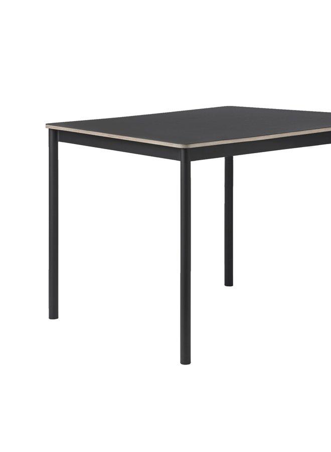 "BASE TABLE / 140 X 80 CM / 55.1 X 31.5"""