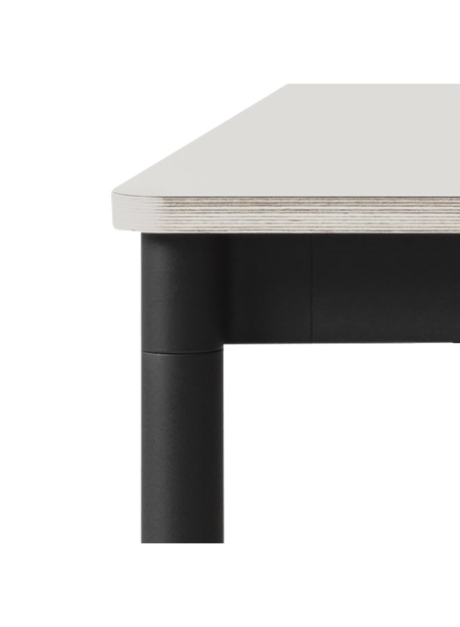 "BASE TABLE / 250 X 90 CM / 98.4 X 35.4"""