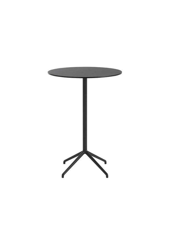 """STILL CAFÉ TABLE / Ø 75 H: 105 CM / Ø 29.5 H: 41.3"""""""