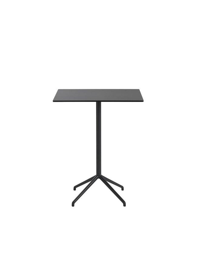 """STILL CAFÉ TABLE / 75 X 65 H: 95 CM / 29.5 X 25.6 H: 37.4"""""""