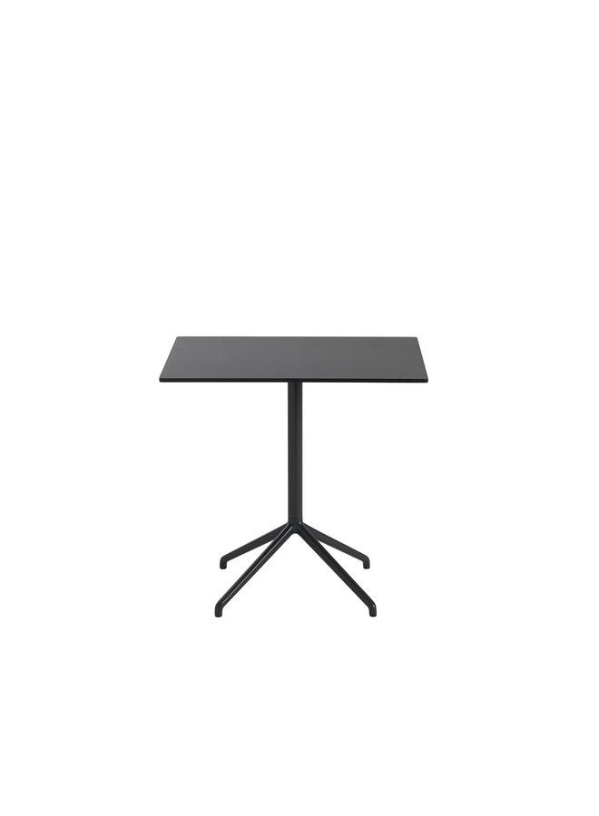 """STILL CAFÉ TABLE / 75 X 65 H: 73 CM / 29.5 X 25.6 H: 28.7"""""""