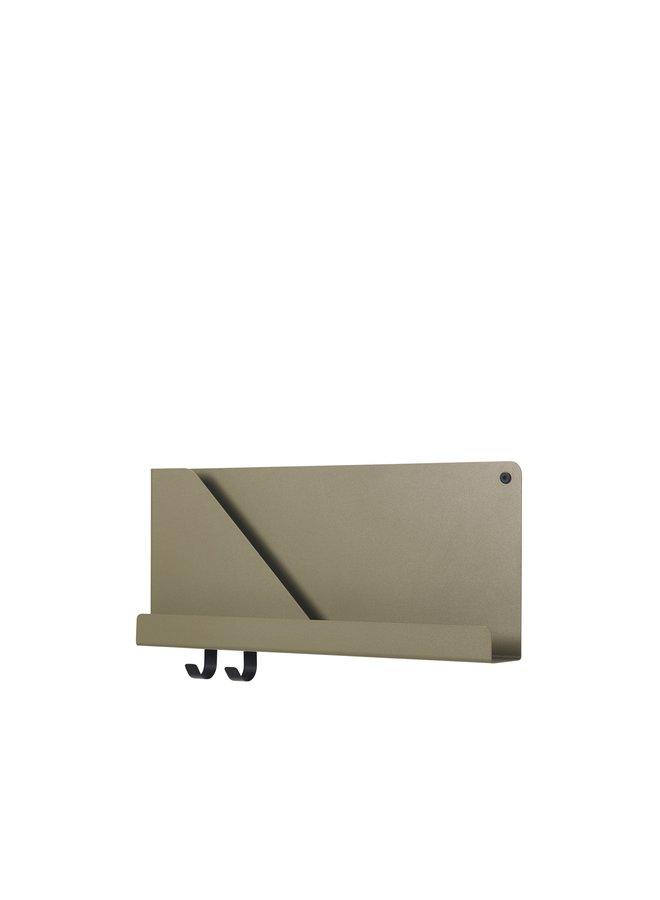 """Folded Shelves / 51 X 22 CM / 20 X 8.75"""""""
