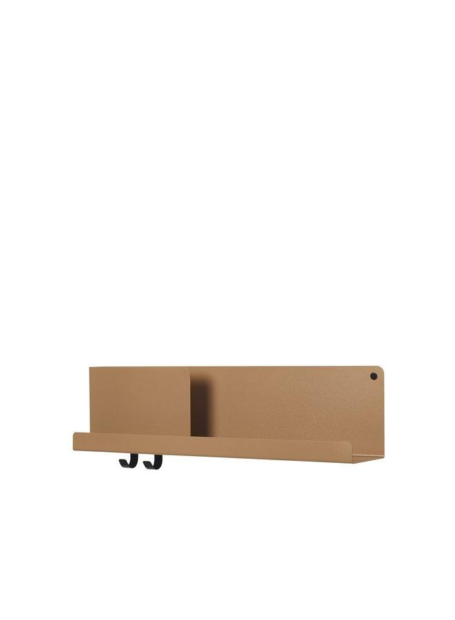 FOLDED SHELVES / MEDIUM - 63 x 16.5cm