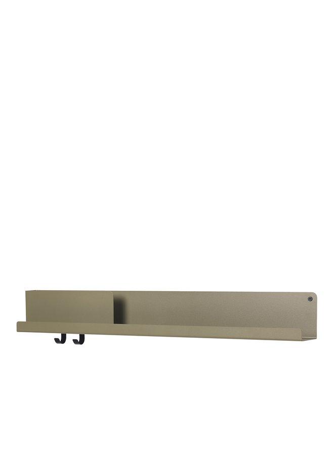 FOLDED SHELVES / LARGE - 96 x 13cm