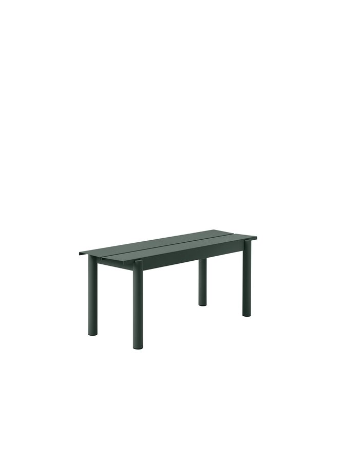 LINEAR STEEL BENCH 110