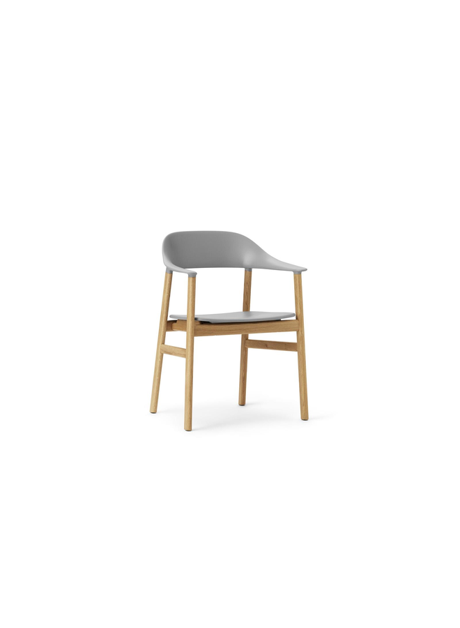 Herit Armchair Oak