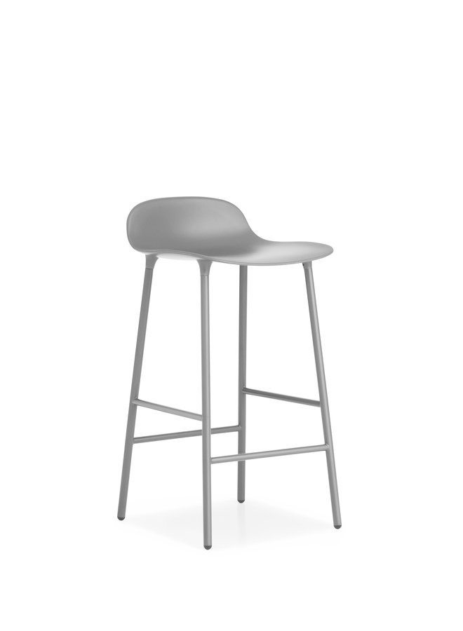 Form Barstool 65 cm Steel
