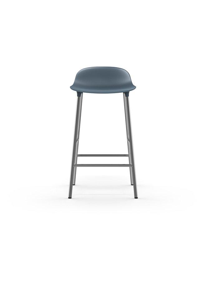 Form Barstool 65 cm Chrome
