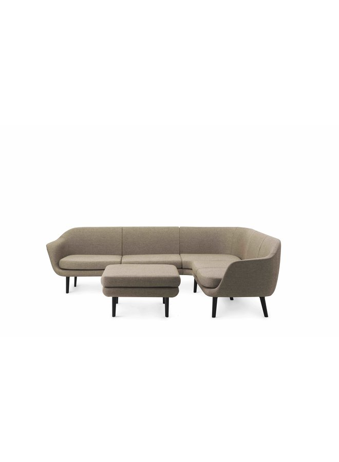 Sum Modular Sofa 710 Pouf Large