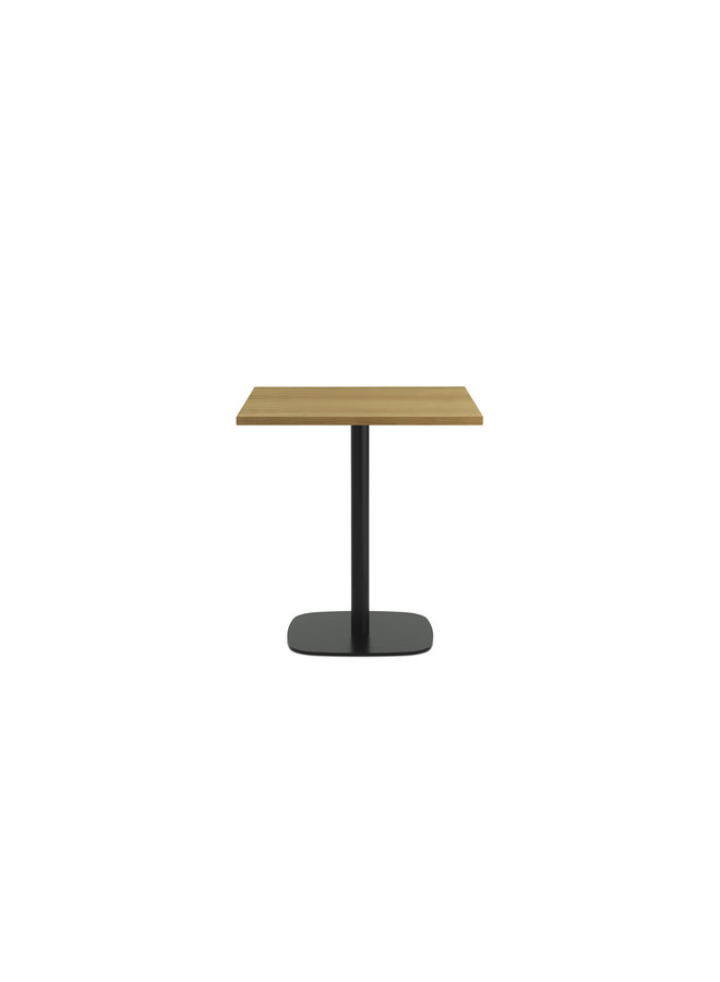 Form Café Table Wood 70x70xH:74.5cm