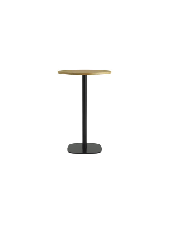Form Café Table Wood Ø70xH:104.5