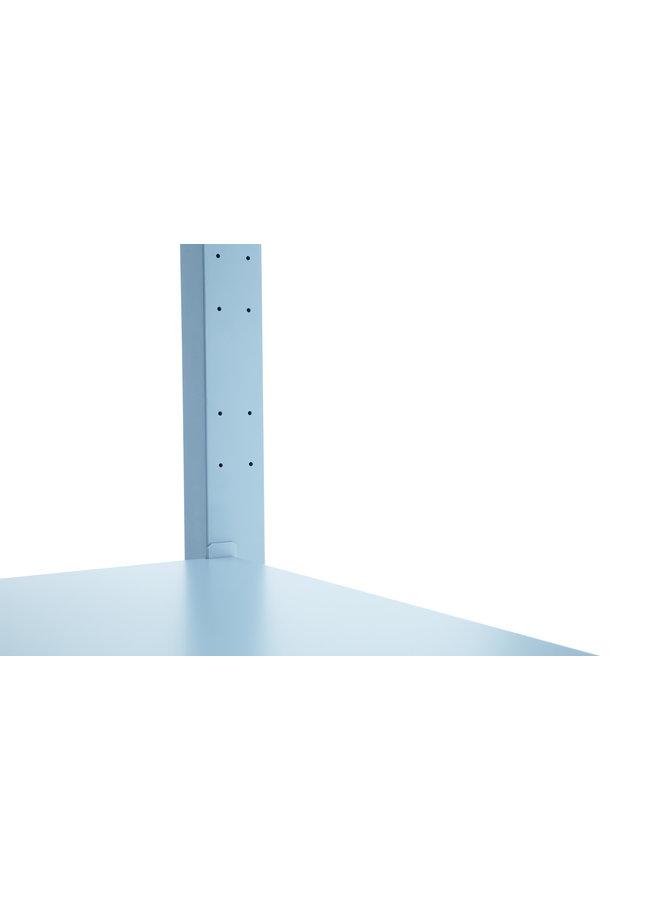 Work Bookcase High 2 Pillar