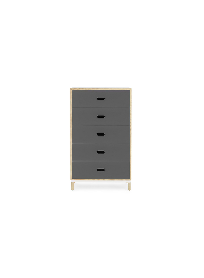 Kabino Dresser w. 5 Drawers