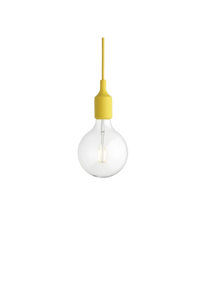 E27 PENDANT LAMP (Other Colors)