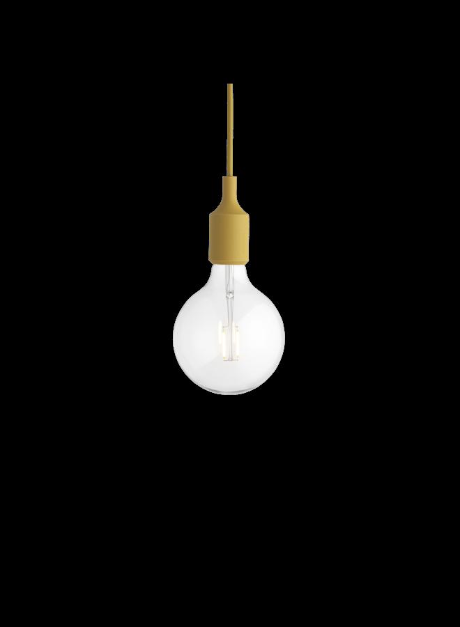 E27 PENDANT LAMP (Bright Colors)