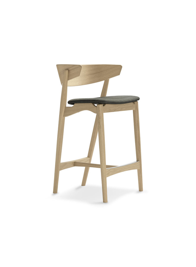 Sibast No 7 Oak Counter stool 65cm