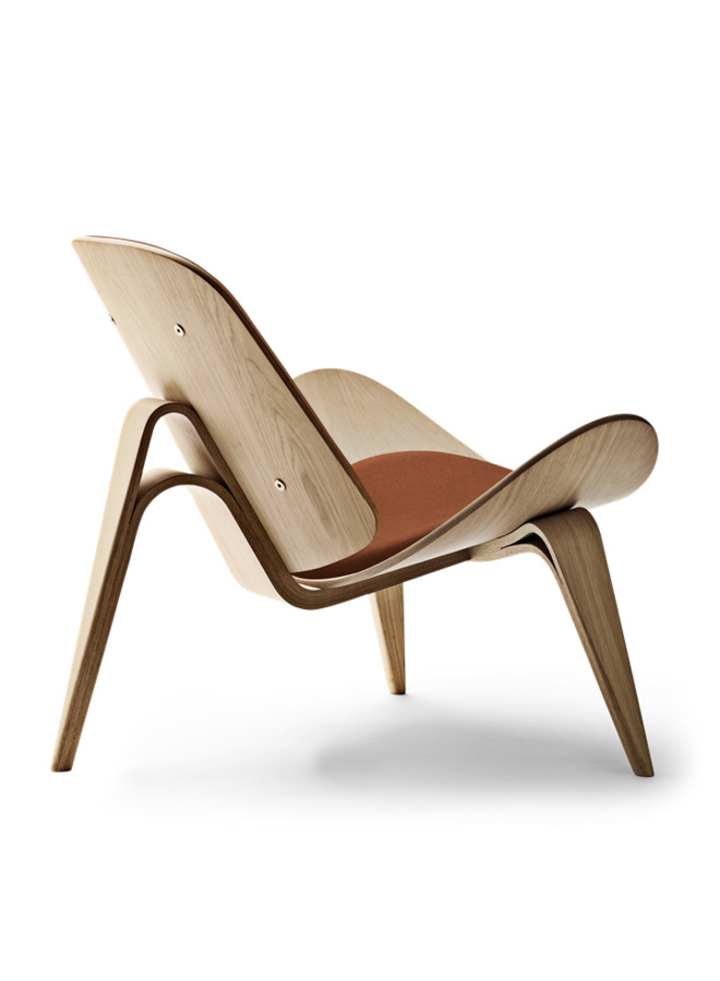 CH07 / SHELL CHAIR Leather