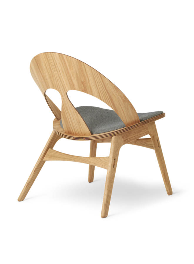 BM0949P | CONTOUR CHAIR Oak