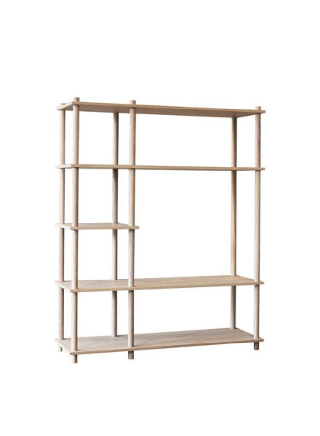Elevate shelving system (Oak)