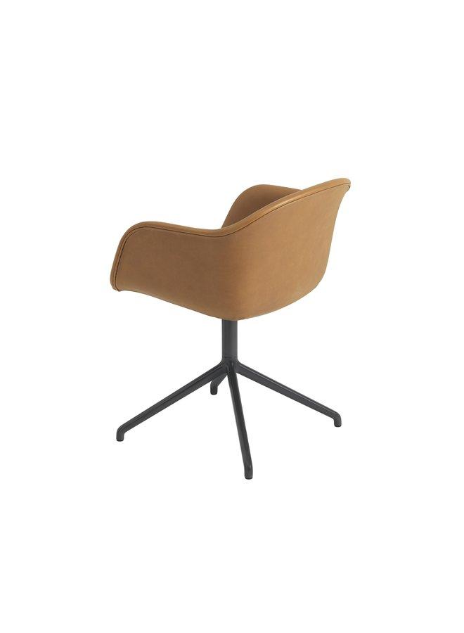 Fiber Armchair / Swivel Base W.O. Return Upholstered