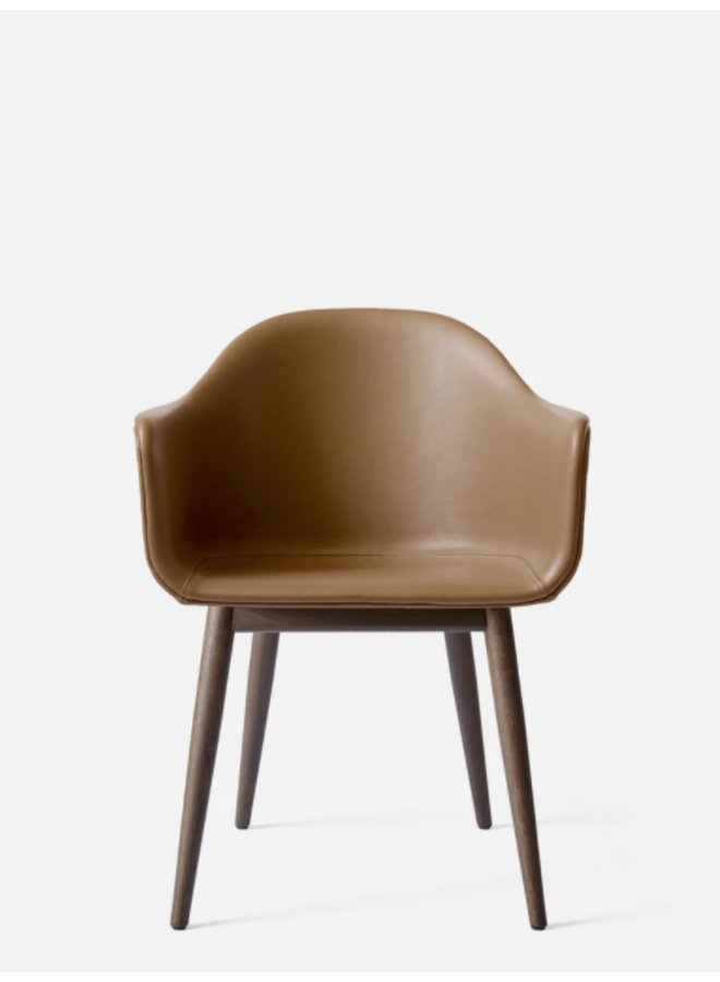 Harbour Chair, Dining, Wood, Upholstered