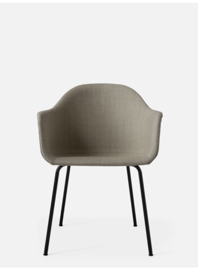 Harbour Chair, Dining, Steel, Upholstered