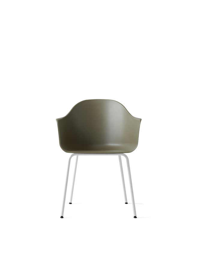 Harbour Chair, Dining, Steel, Fiber Shell