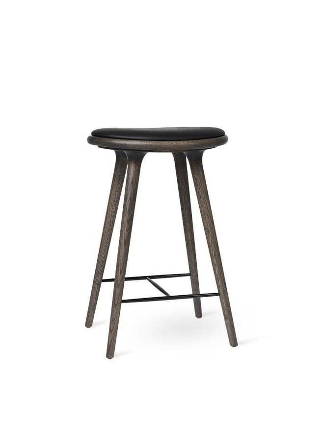 High Stool | Oak | Kitchen 27.1""