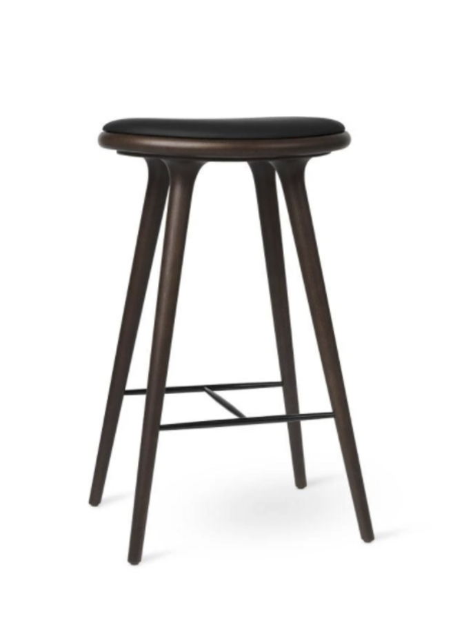 High Stool | Beech | Bar 29.1""