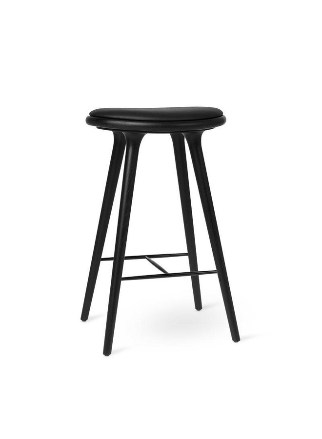 High Stool | Oak | Bar 29.1""