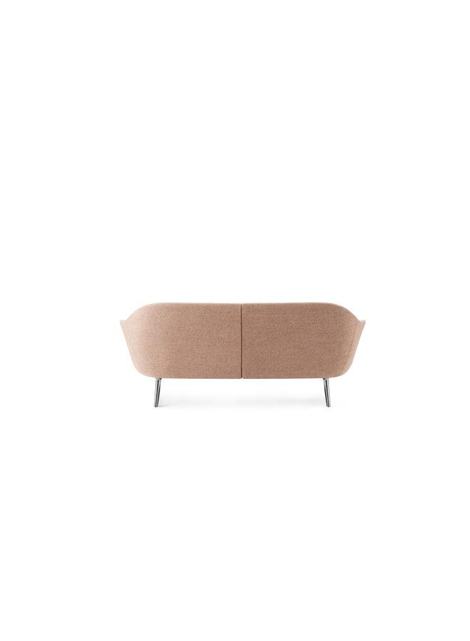 Sum Modular Sofa 2-Seater Aluminum
